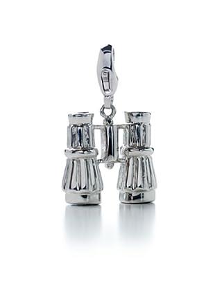 Luxenter CC443 - Charm Binoculars de plata