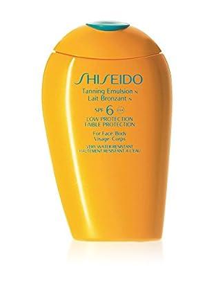 Shiseido Emulsione Solare Shiseido Anti-Aging Suncare Tanning Emulsion SPF6 150 ml