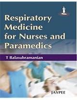 Respiratory Medicine For Nurses And Paramedics