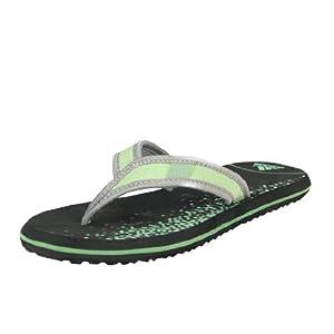 Adidas L11220 Black_Alum_Chalk Green | Size ( UK / India ) 7