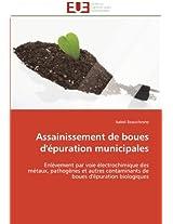 Assainissement de Boues D'Epuration Municipales