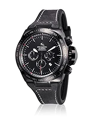 Strumento Marino Reloj Defender Chrono SM107L-BK-NR-NR