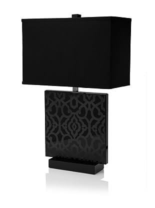 Candice Olson Lighting Adagio Table Lamp (Black)