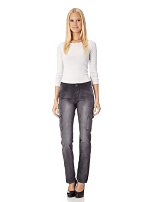BLUE FIRE Jeans Nancy Tight (anthrazit used)
