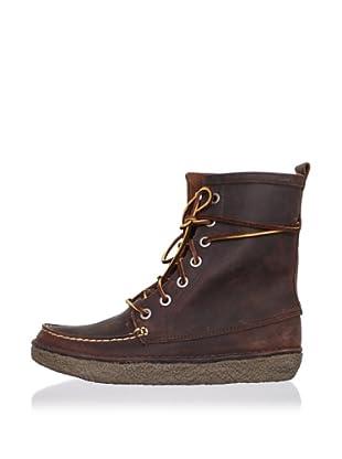 SeaVees Men's Trail 7-Eye Boot (Walnut)