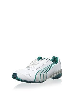 PUMA Women's Cell Jago 8 Metallic Sneaker
