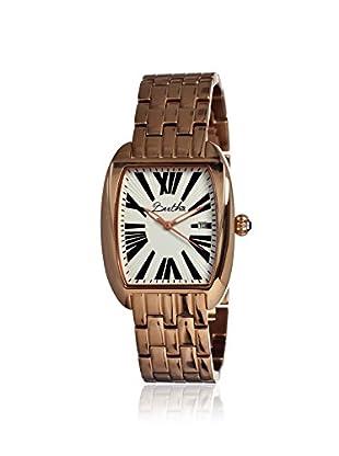 Bertha Women's BR1304 Anastasia Rose Gold/White Stainless Steel Watch