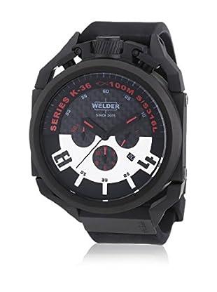 Welder Reloj de cuarzo Unisex 47 mm