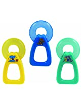 Nuby Teether Water Filled (Colours May Vary)