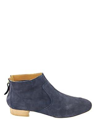 Eye Shoes Botines Bajos (Azul Oscuro)
