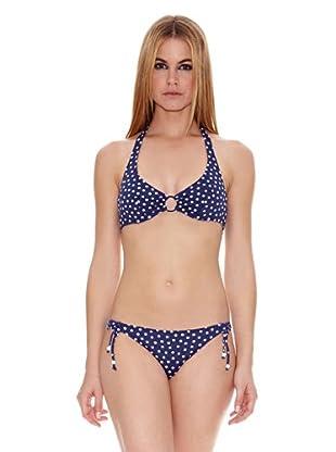 Naf Naf Bikini Adélie (Azul Noche)