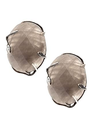 Adolfo Dominguez Pendientes 5201612900 gris