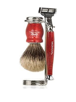 Mondial Rasierwerkzeug Tron rot