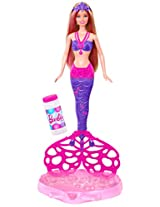 Barbie Bubble Mermaid, Multi Color