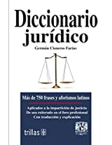 Diccionario Juridico/ Legal Dictionary