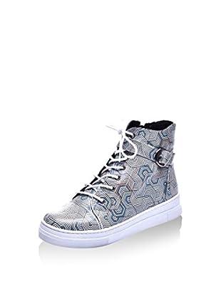 Los Ojo Hightop Sneaker Lucien