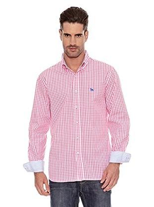 Toro Camisa Vichy (Rosa)