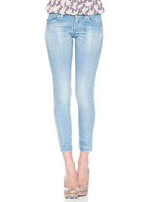 Fornarina 7/8 Jeans Joey (Hellblau)