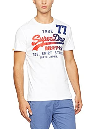 Superdry T Manica Corta Shirt Shop 77
