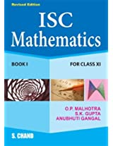 ISC Mathematics for Class 11 (Book 1)