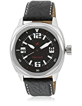 3076Sl04 Black/Black Analog Watch Fastrack