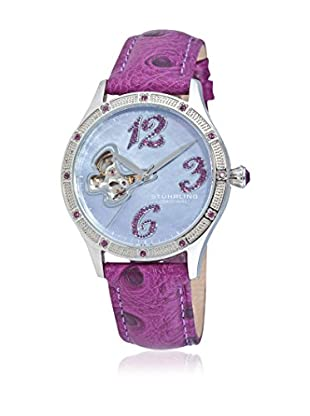 Stührling Original Automatikuhr Woman Audrey Freedom Set 36 mm