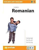 Vocabulary Builder Romanian