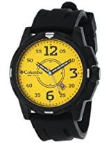 Columbia Sportswear Analog Yellow Dial Men's Watch - CA800901