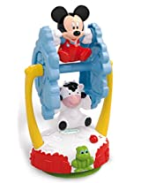 Disney Mickey Spinning Farm, Blue/Yellow/White