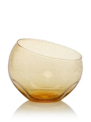 Tivoli Large Bowl (Amber)
