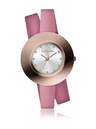 K&Bros  Reloj 9187 (Rosa)