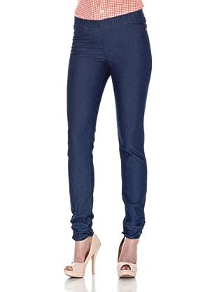 Jackpot Pantalone Casia (Blu Denim)