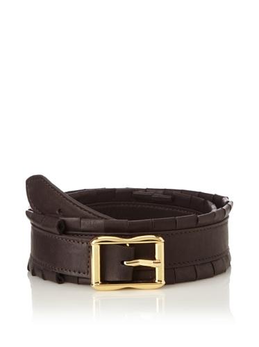 Treesje Women's Sorbet Waist Belt (Chocolate)
