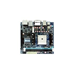 Giada Tech }U[{[h AMD A75FCH FM1\Pbg Mini-ITX MI-A75