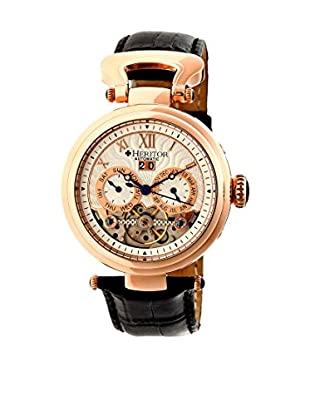 Heritor Automatic Uhr Ganzi Herhr3305 schwarz 48  mm