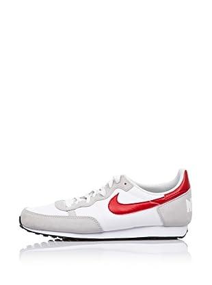 Nike Zapatillas Detente Challenger (Blanco / Topo / Rojo)