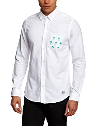 A QUESTION OF Camisa Hans (Blanco)