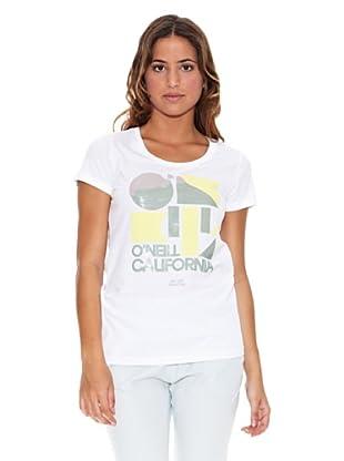 O´Neill T-Shirt Lw Salma S/Slv (Weiß)
