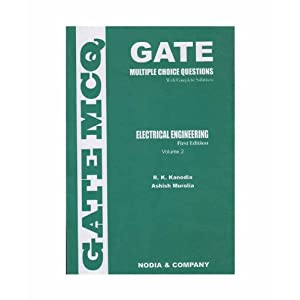 Gate Multiple Choice Questions Electrical Engineering Vol. 2