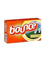 Proctor and Gamble 80049 FRS Bounce 40 Count Dryer Sheets - Outdoor Fresh Scent Pack Of 8