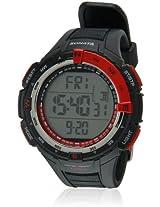 Sonata Ocean Series II Digital Grey Dial Men's Watch - 77013PP01J