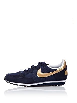 Nike Zapatillas Detente Challenger (Denim / Oro)