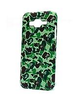 Fonokase Case for Samsung Galaxy J5 J 5 Army Series Hard Back + Screen Guard