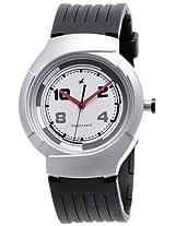Fastrack Economy 2 Analog White Dial Men's Watch - NE748PP01