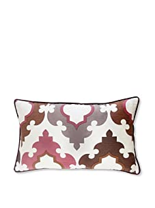 "Jiti Turkish Tiles 12"" x 20"" Pillow (Red Multi)"