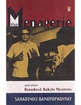 Menagerie and other Byomkesh Bakshi Myster