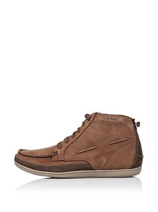 Sebago Zapato Botines (Beige)