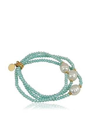Devota & Lomba Armband türkis