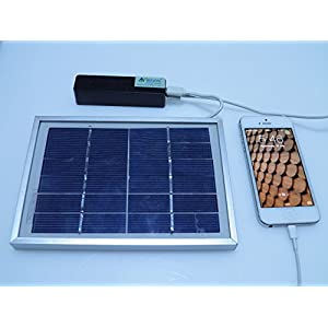 Cheapest Solar Mobile Charger with 2600mah power bank and 5 in 1 USB connector