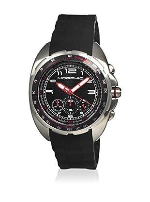 Morphic Reloj con movimiento cuarzo japonés Mph2502 Negro 43  mm